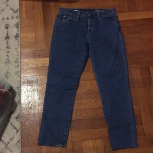 NWOT Gap girlfriend jeans